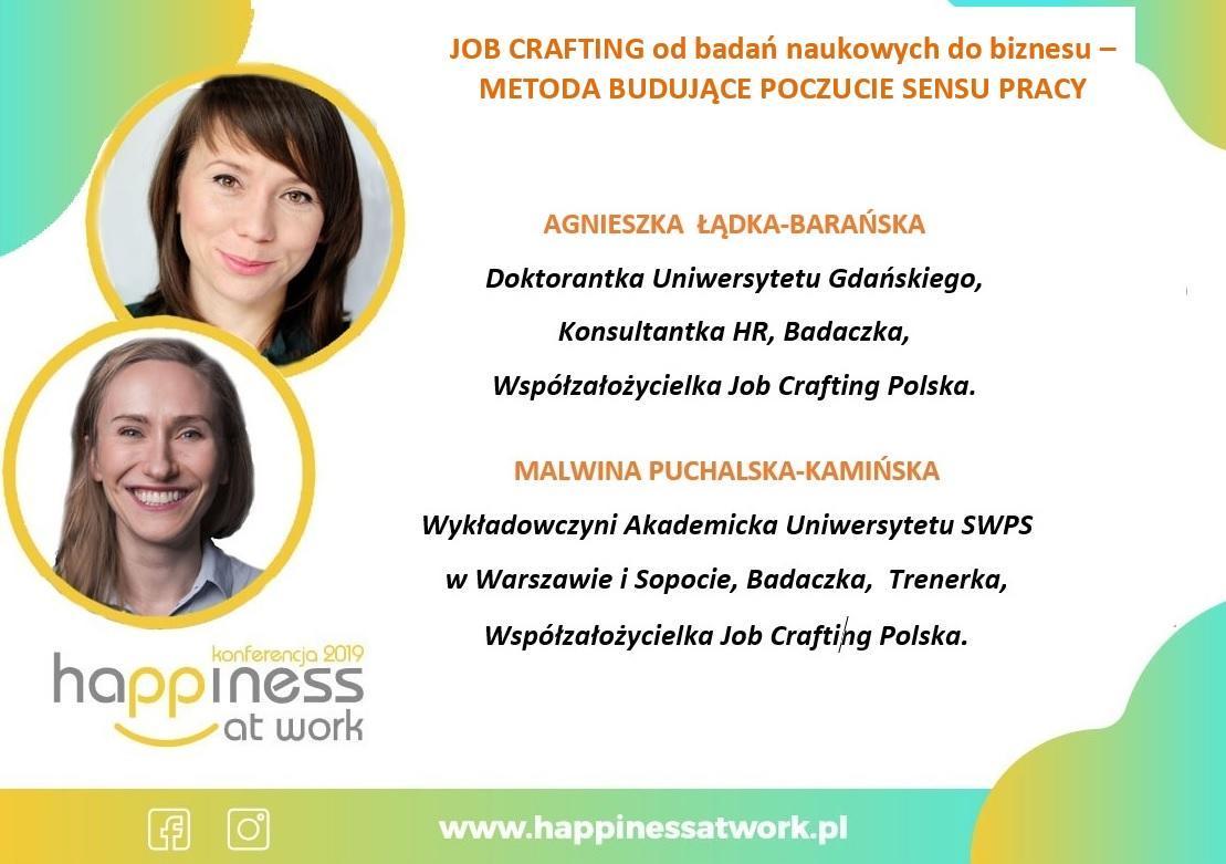 Konferencje Happines at work_Kraków