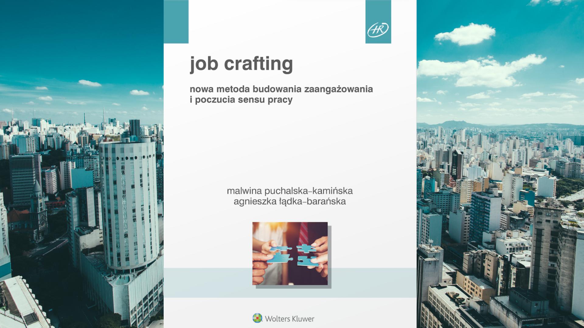 okladka ksiazki _Job crafting