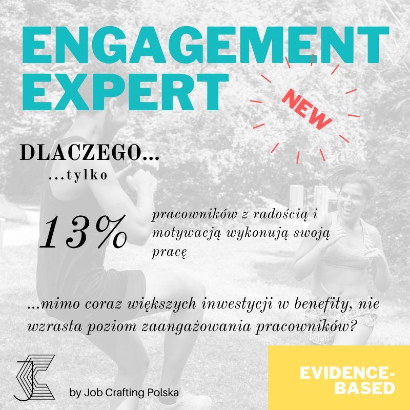 ogloszenie warsztatu Engagement Expert