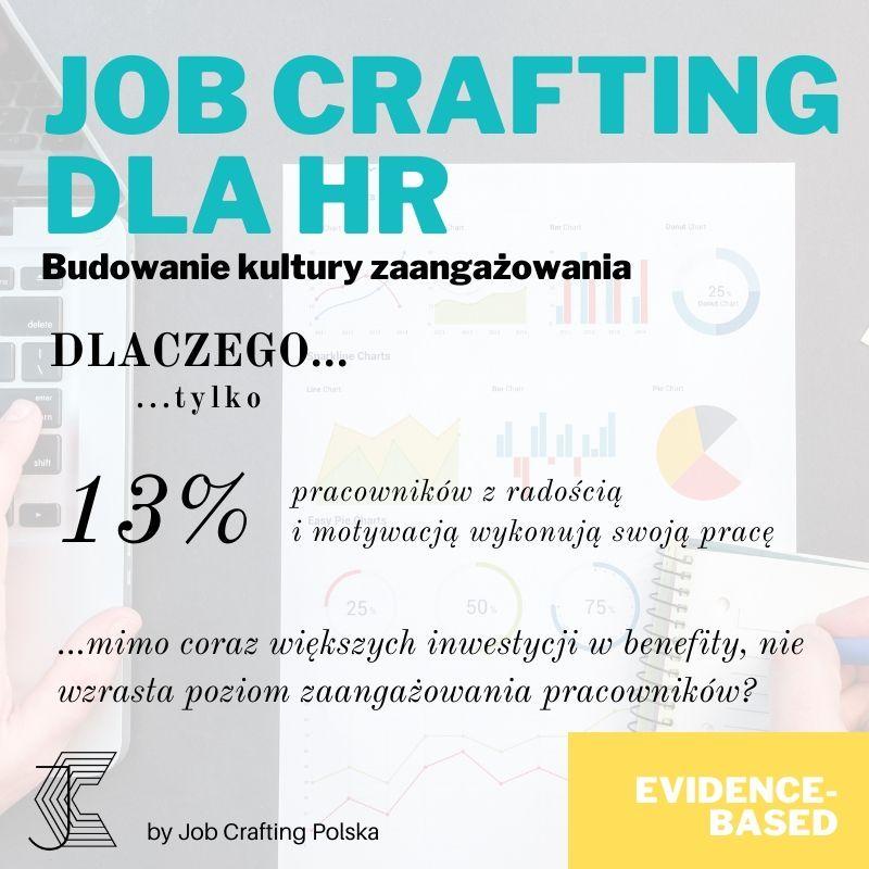 Ogloszenie dotyczace warsztatu o budowaniu kultury zaangazowania w organizacji dla pracownikow dzialow zarzadzania zasobami ludzkimi